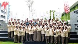 ACARA SOSIALISASI PEMBINAAN KARIER PNS TNI ANGKATAN LAUT WILAYAH JAKARTA DI MAKO KORPS MARINIR