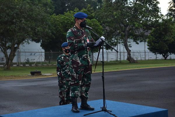 Peringatan HUT Ke-70 Koopsau di Lanud Halim Perdanakusuma