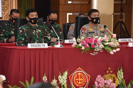 Presiden RI : Capaja TNI-Polri Calon Pemimpin Masa Depan