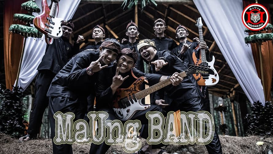 Peluncuran Video Klip MaUng BAND