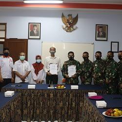 Penggunaan Kawasan Hutan untuk Daerah Latihan Tempur Korps Marinir Resmi Ditandatangani