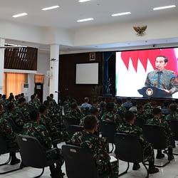 "Pembekalan PKB Kejuangan 2021, ""Cerdas Padukan Langkah Strategis dan Taktis, Kunci Ketangguhan Bangsa Indonesia"""