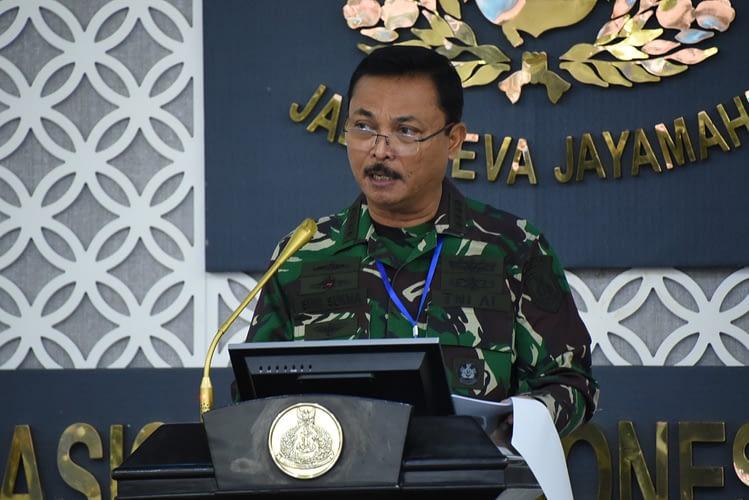 Dankormar Hadiri Final Briefingn dan Peluncuran Buku Kasal