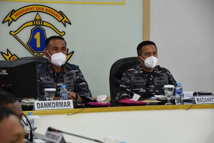 Dankormar: Renovasi Tempat Bersejarah Korps Marinir di Pemalang Dilakukan di Bulan Maret