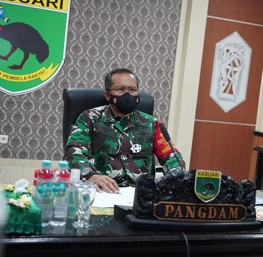 Pangdam XVIII/Kasuari : Papua Tetap Dalam Satu Bingkai NKRI, Negara Sudah Hadir dan Dirasakan Masyarakat Papua