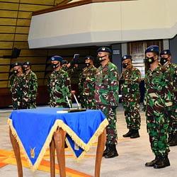 Kasau Pimpin Sertijab Tujuh Pejabat TNI AU