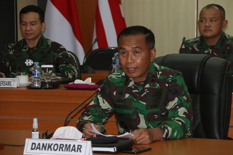 Korps Marinir TNI AL dan USMC Tegaskan Komitmen untuk Terus Menjalin Kerjasama
