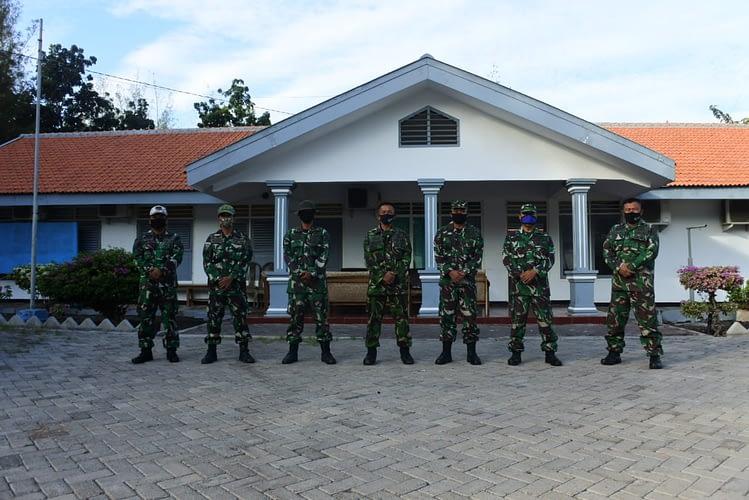 Jelang Latihan Lsl I Tahun 2020, Resimen Artileri 2 Marinir Laksanakan Orentasi Medan Latihan Baru