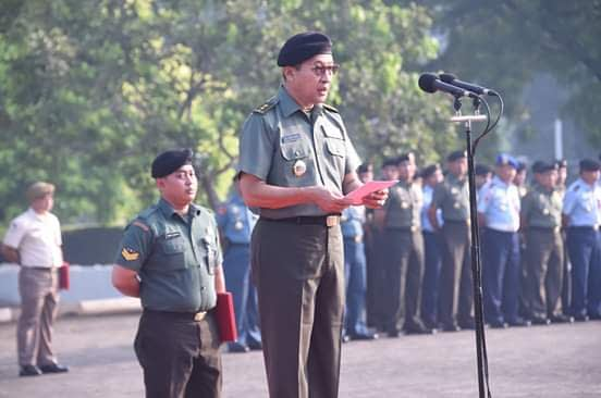 Panglima TNI : Dharma Bhakti TNI Hanya untuk Rakyat