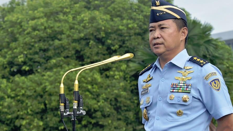 Pimpin Apel Khusus, Wakasau Minta Prajurit TNI AUBerjiwa Kesatria, Militan, Loyal dan Profesional