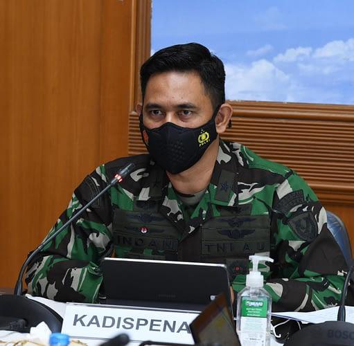 Rakor Penerangan T.A 2020 Kadispenau: Penerangan TNI AU Ujung Tombak Transformasi Informasi