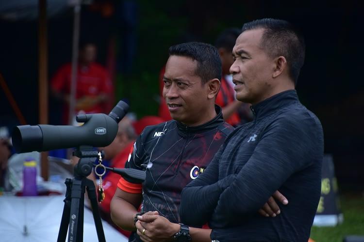 Dankormar Tinjau Lomba MAC Dankormar Cup Tahun 2020