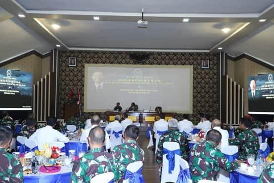Peran TNI Dalam Pemberantasan Aksi Terorisme Diamanatkan Dalam Undang-Undang