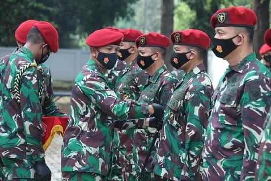 Komandan Koopssus TNI, Pimpin Sertijab Tiga Pejabat Koopssus TNI,