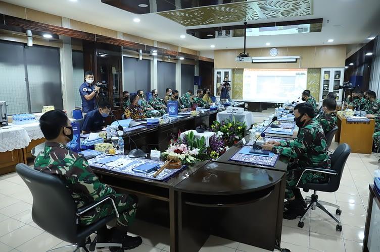 FGD Intelijen TNI AU TA. 2020,  Asisten Intelijen Kasau: Intelijen TNI AU Harus didukung Sistem Informasi Yang Modern