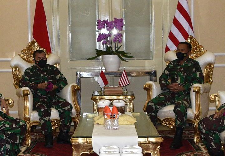 Dankormar Terima Laporan Kenkat Mayjen TNI (Mar) Purnomo