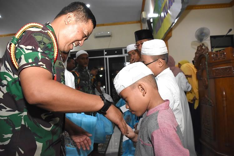 Komando Latih Marinir Gelar Istighosah dan Doa