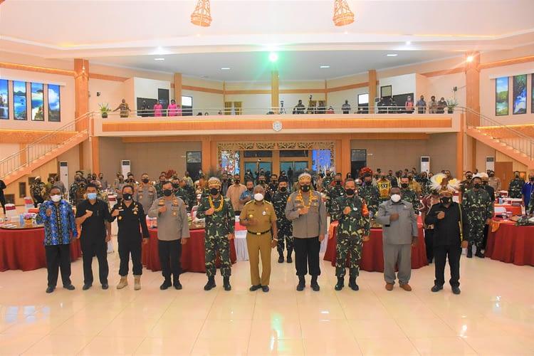 Panglima TNI: Tokoh Agama Sebagai Sentral Untuk Menjaga Persatuan dan Kesatuan di Masyarakat