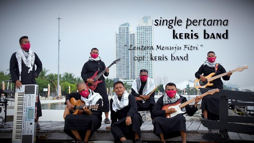 Sambut Ramadhan, Keris Band Pasmar 1 Luncurkan Single Anyar