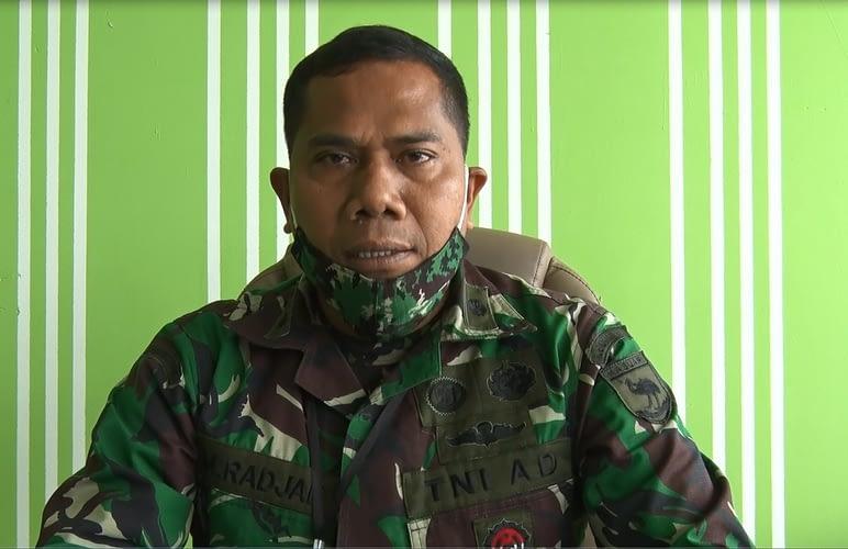 Calon Pemimpin TNI Terlahir Kembali Dari Tanah Papua Barat