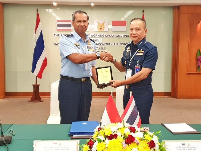 TNI AU - RTAF Adakan AFJWG