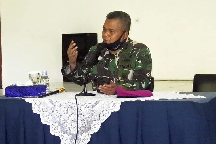 Exit Briefing Danyonhow 2 Marinir Jelang Akhir Jabatan