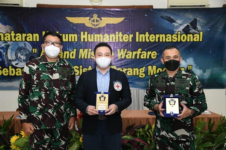Diskumau Adakan Penataran Hukum Humaniter Internasional