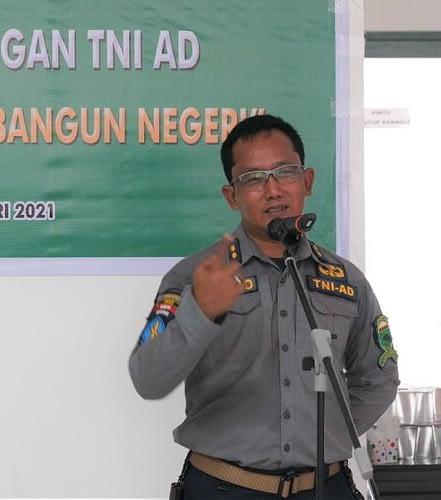 "Pendam XVIII/Kasuari Peringati HUT Ke-70 Penerangan TNI AD ""Bersama Media Sinergi Bangun Negeri"""
