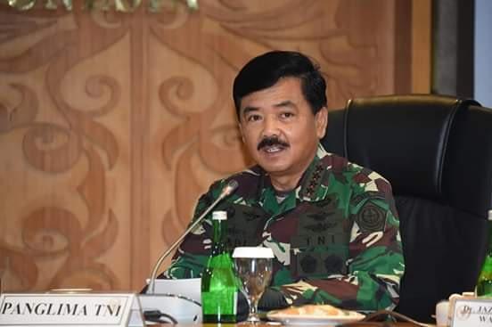 Dua Prajurit TNI AL Terima Apresiasi Dari Ketua MPR RI