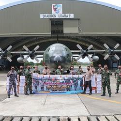 Peduli Bencana Sulbar dan Kalsel, Alumni Akademi TNI-Polri 2001 Kirim Bantuan