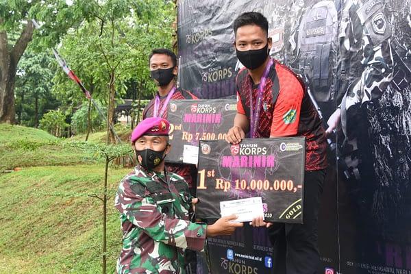 Dankormar Bangga, Ibu Atlit Mac Hamil 36 Minggu Sabet Dua Medali