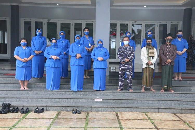 Jalasenastri Korps Marinir Peduli