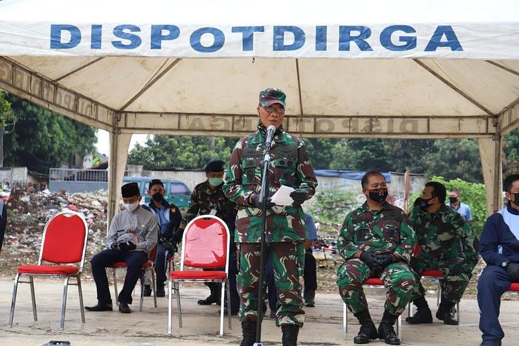 Aspotdirga Kasau: TNI Hadir untuk Mengatasi Kesulitan Rakyat