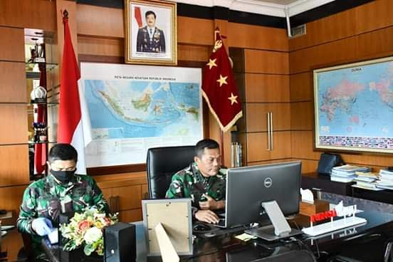 Kasum TNI Buka RAT Koperasi Pusat Yudha Dharma Utama