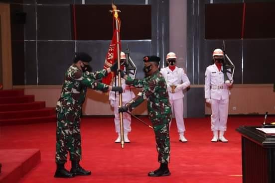 Panglima TNI Pimpin Sertijab Dankodiklat, Koorsahli dan Kapuspen