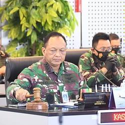 TNI AU Bantu Pemerintah Tekan Laju Penyebaran Covid-19