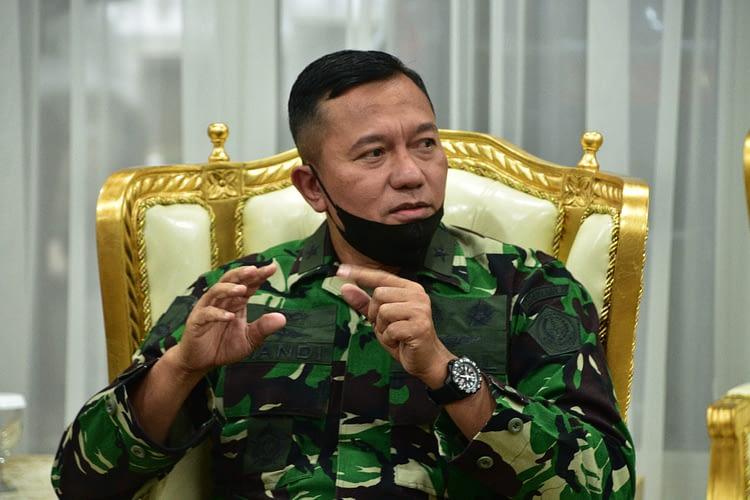 Mantan Kadispen Kormar Era 2013 - 2016 Sandang Pangkat Bintang