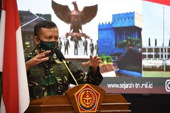PMPP TNI Terima Hibah Dumptruck dari Pemerintah Amerika