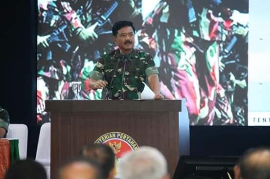 Panglima TNI : Pembentukan Tiga Satuan Baru Wujudkan Organisasi TNI Yang Adaptif