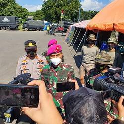 Korps Marinir TNI AL Siapkan Penyelam Taifib Guna Evakuasi ABK KRI Nanggala 402