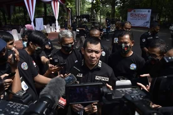 Puspen TNI Silaturahmi Bersama Mitra Jurnalis dan Stakeholder Informasi Publik