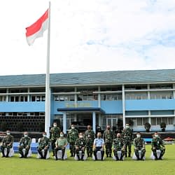 Atase Pertahanan Malaysia Kunjungi Seskoau