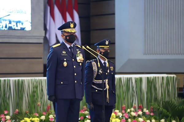 Rela Berkorban, Teladan dan Pelopor Meringankan Beban Rakyat Esensi Peringatan Hari Bakti TNI AU