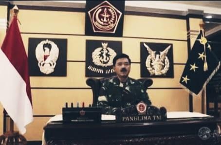 Panglima TNI: Seluruh Elemen Bangsa Harus Bersatu Dalam Penanganan Covid-19