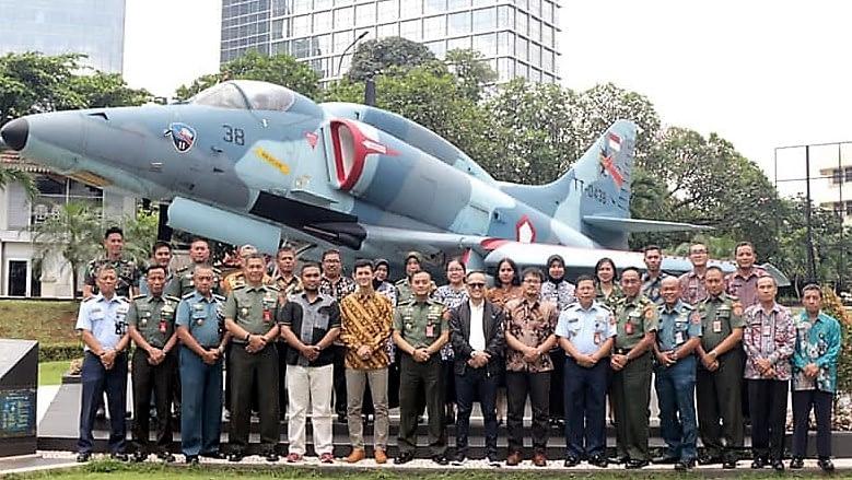 Kapusjarah TNI: Generasi Muda Parameter Peradaban Bangsa