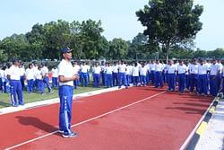 Pengenalan Obstacle Run Bagi Personel AAU