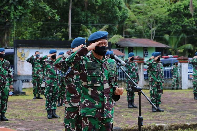 Ziarah Bersama Jajaran Angkatan Udara di Biak