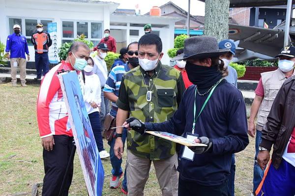 Hari Bakti Ke-74, TNI AU Salurkan 750 Paket Sembako di Salatiga dan Ambarawa
