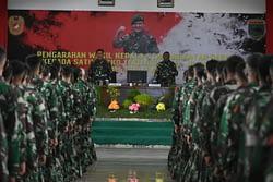 Wakasad: Menjadi Organik Kodam XVIII/Kasuari, Pimpinan TNI AD Akan Beri Penghargaan Kenaikan Pangkat dan Prioritas Pendidikan