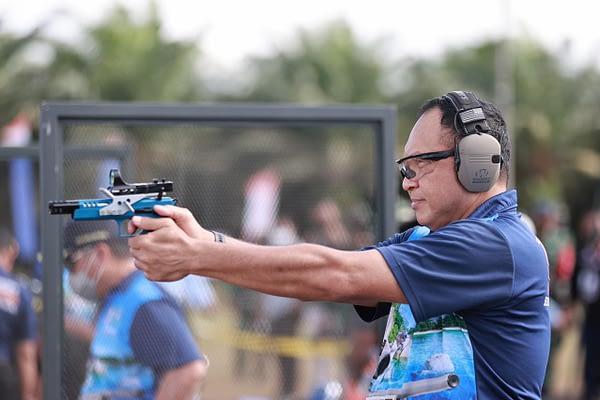 Kasau Ikuti International Long Range Shooting Grand Prix Seri 2 di Bangka Belitung